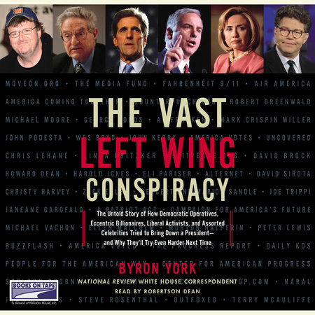 The Vast Left Wing Conspiracy by