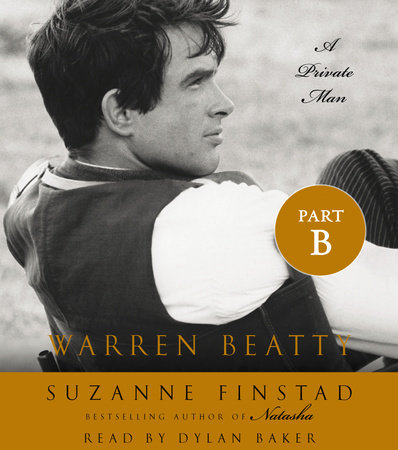 Warren Beatty by Suzanne Finstad
