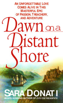 Dawn on a Distant Shore Cover