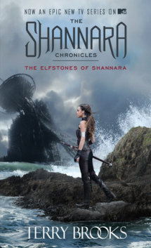 The Elfstones of Shannara Cover