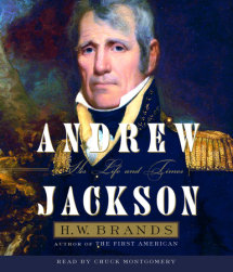 Andrew Jackson (Part A) Cover