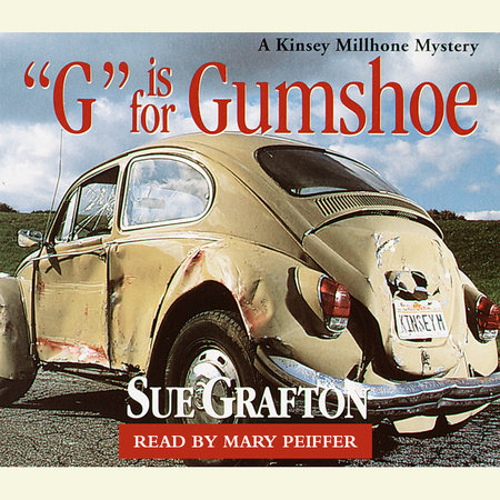 G Is for Gumshoe by
