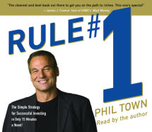 Rule #1 Cover