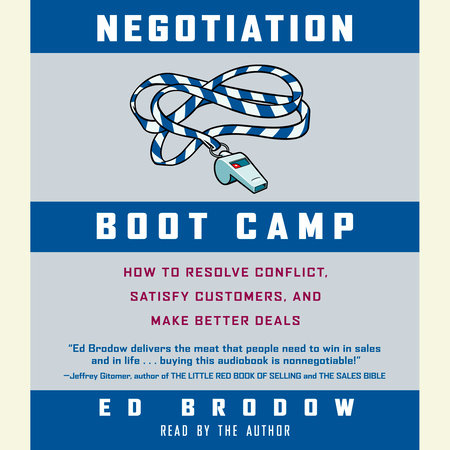 Negotiation Boot Camp by