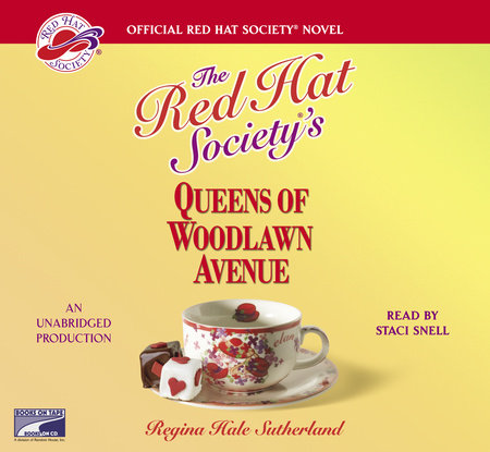 The Red Hat Society's Queens of Woodlawn Avenue by