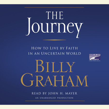 The Journey by Billy Graham
