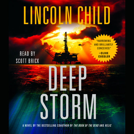 Deep Storm book cover