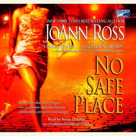 No Safe Place by Joann Ross