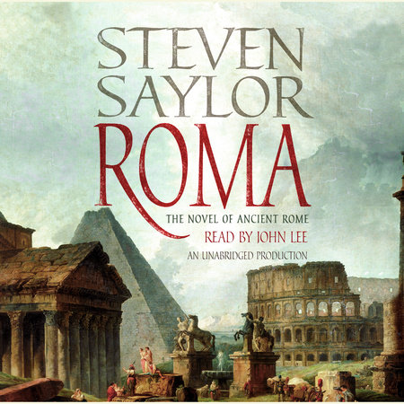 Roma by Steven Saylor