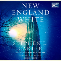 New England White Cover