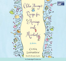 Chloe Zhivago's Recipe for Marriage and Mischief Cover