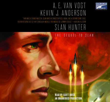 Slan Hunter by Kevin Anderson and A.E. Van Vogt
