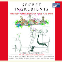 Secret Ingredients Cover
