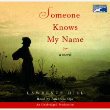 Someone Knows My Name Cover
