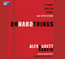 Do Hard Things Cover