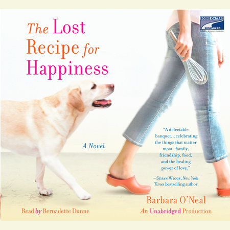 The Lost Recipe for Happiness by
