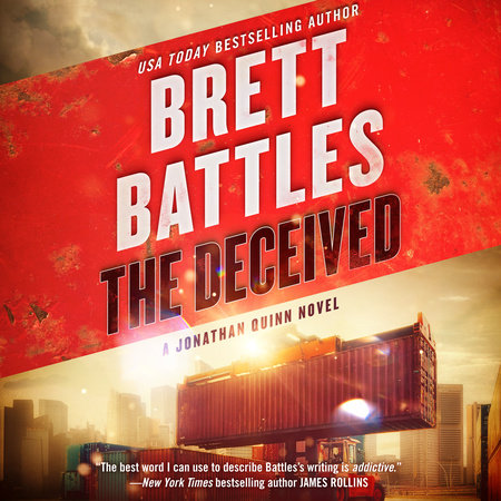 The Deceived by Brett Battles