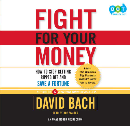 Fight For Your Money by