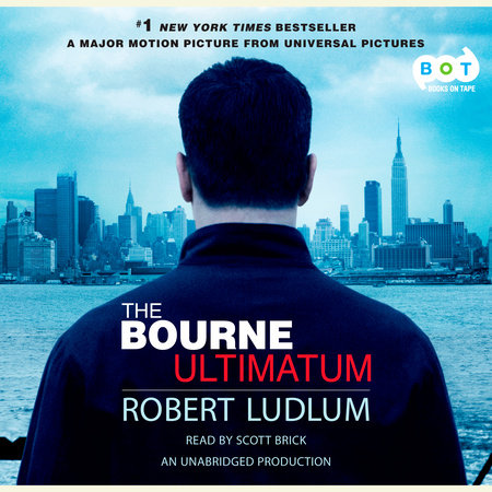The Bourne Ultimatum (Jason Bourne Book #3) by