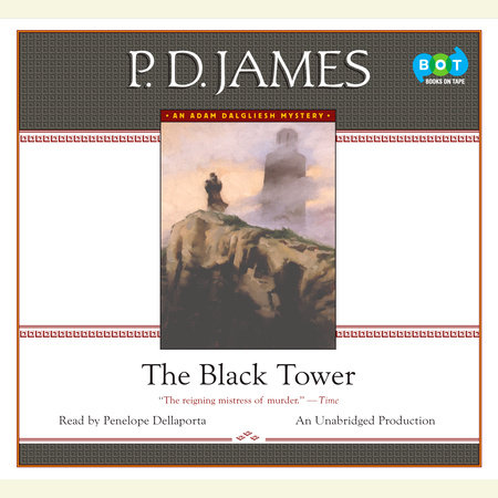 The Black Tower by P. D. James
