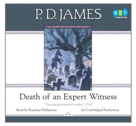 Death of an Expert Witness by P. D. James