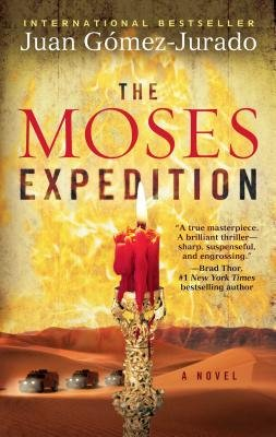 Cover of The Moses Expedition