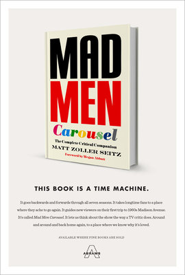 Cover art for Mad Men Carousel: The Complete Critical Companion