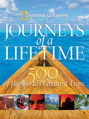 Journeys of a Lifetime by