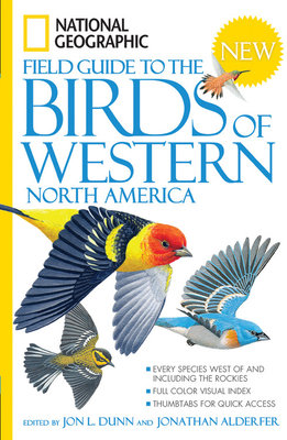 National Geographic Field Guide to the Birds of Western North America by