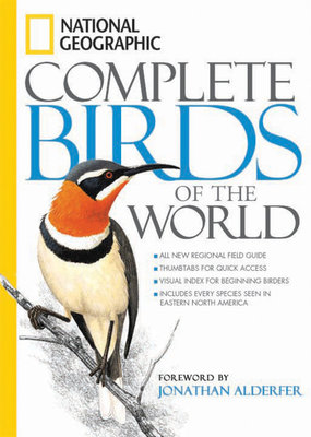 National Geographic Complete Birds of the World by