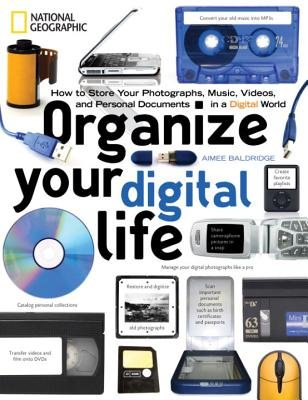 Organize Your Digital Life by