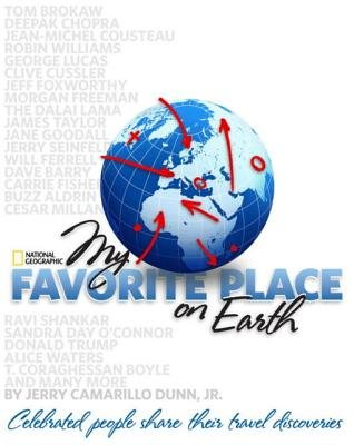 My Favorite Place on Earth by Jerry Camarillo Dunn