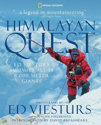 Himalayan Quest by Peter Potterfield