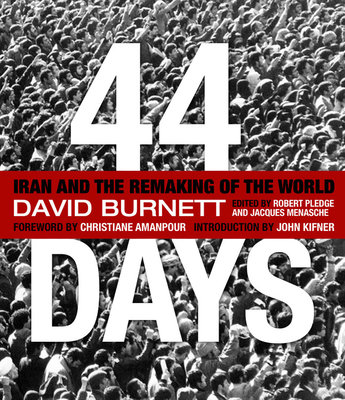 44 Days by David Burnett
