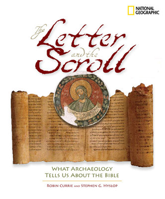 The Letter and the Scroll by Robin Currie and Stephen Hyslop