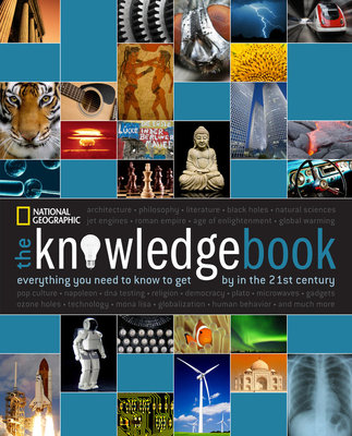 The Knowledge Book by National Geographic