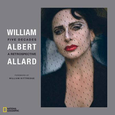 William Albert Allard by William Albert Allard