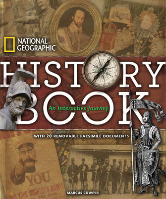 National Geographic History Book by