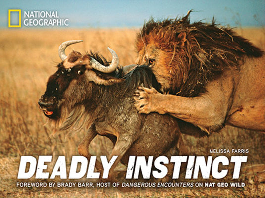 Deadly Instinct by Melissa Farris