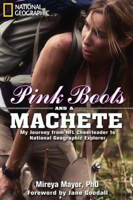 Pink Boots and a Machete by Mireya Mayor