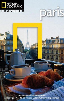 National Geographic Traveler: Paris, 3rd Edition by Lisa Davidson and Elizabeth Ayre