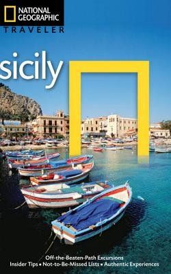 National Geographic Traveler: Sicily, 3rd Ed. by Tim Jepson