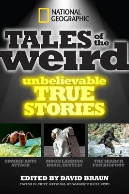 National Geographic Tales of the Weird by