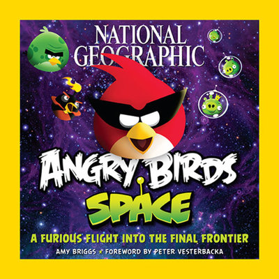 National Geographic Angry Birds Space by