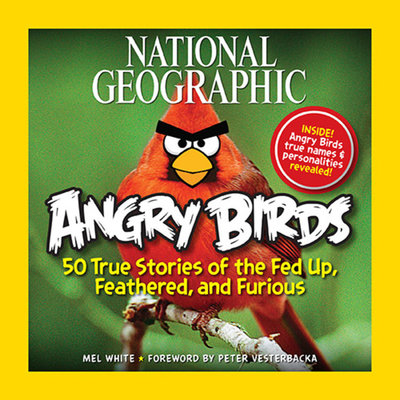 National Geographic Angry Birds by