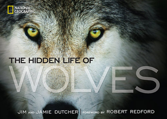 The Hidden Life of Wolves by Jim Dutcher and Jamie Dutcher