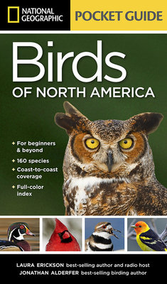 National Geographic Pocket Guide to the Birds of North America by