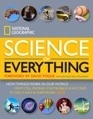 National Geographic Science of Everything by