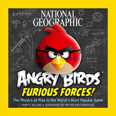 National Geographic Angry Birds Furious Forces by