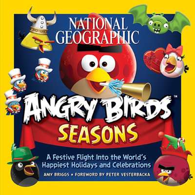 National Geographic Angry Birds Seasons by